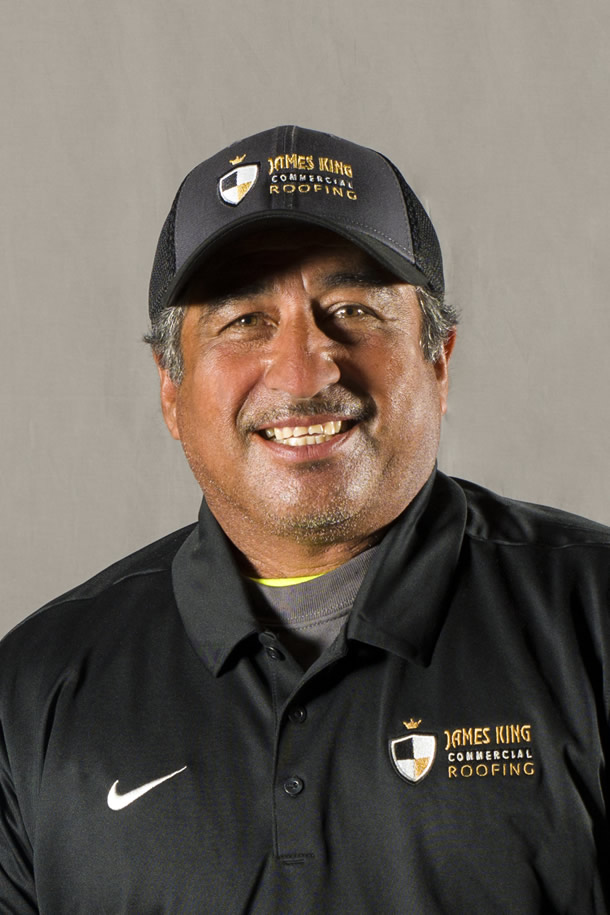 Justino Cortez - Roofer Production Technician