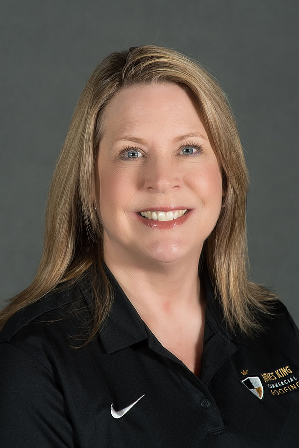 Susan Peterson, Roofing Office Manager