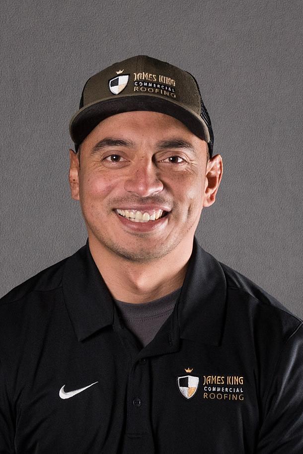Gustavo Ramos, Roofing Service Technician