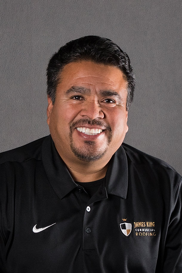 Gustavo Ramos, Roofing Superintendent